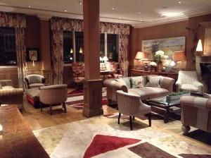 Charlotte Street lounge space
