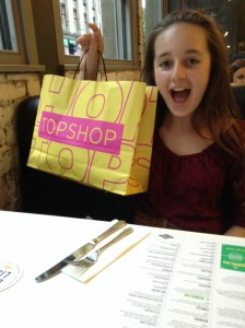 TopShop Happy Tween London