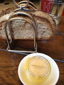Holborn Dining Room toast breakfast
