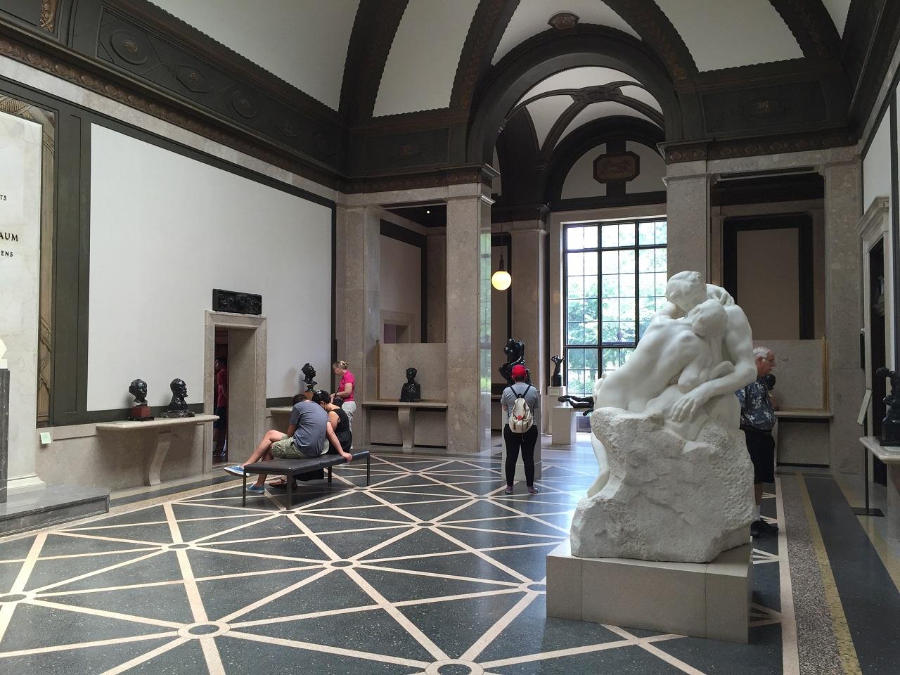 Hidden Philadelphia The Rodin Museum Visit By Philatravelgirl