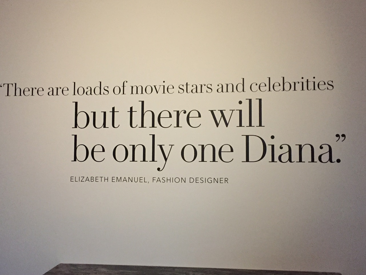London Kensington Palace Exhibit Diana Her Fashion Story Philatravelgirl